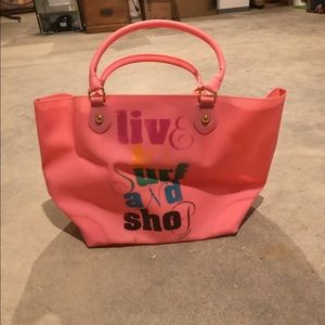 Juicy couture beach bag